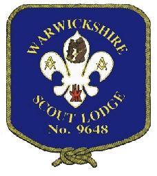 Blason de la Warwick Lodge