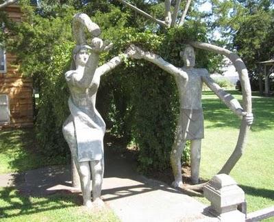 Adam et Eve Maçons